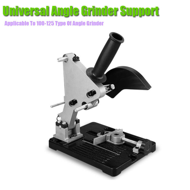 hand metal cutting machine. universal angle grinder support carrier wood stone metal cutting machine frame hand tool a