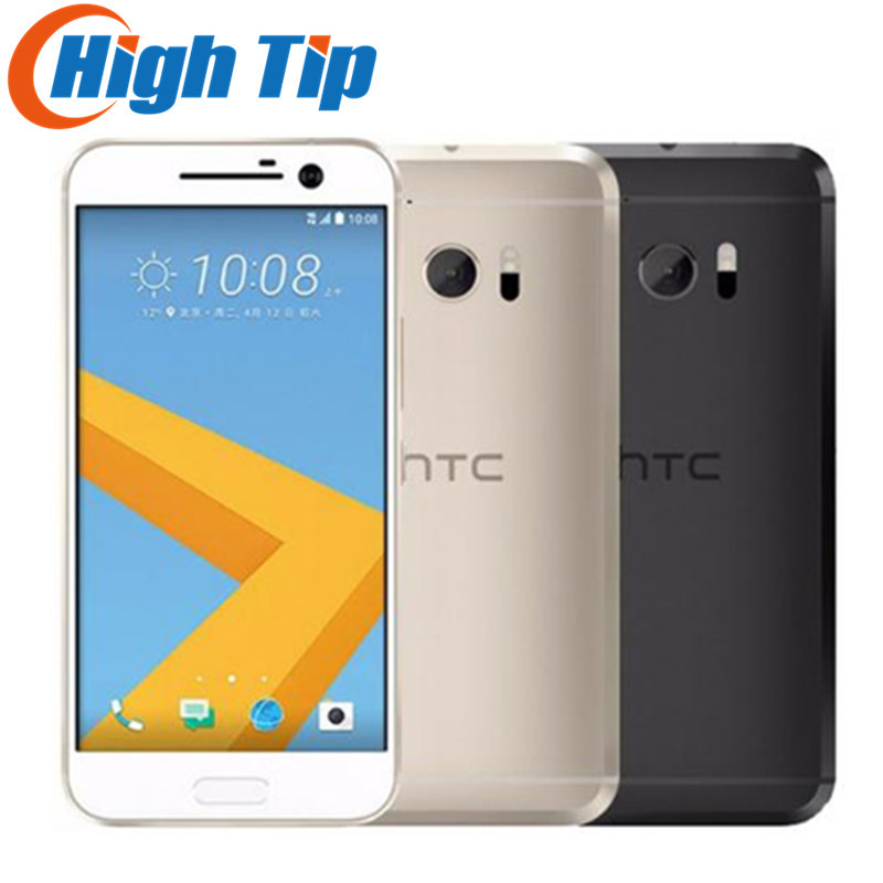 Original HTC 10 EVO 4G LTE 5,5 pulgadas teléfono móvil 3 GB RAM Snapdragon 810 16MP Android 7,0 huella digital GPS Smartphone