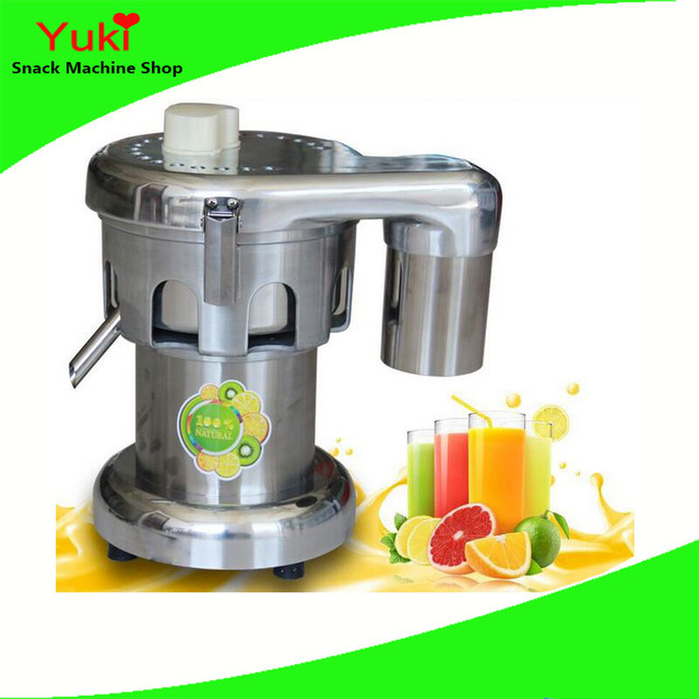 Us 495 0 Commercial Stainless Steel Centrifugal Juice Machine Vegetable Juicer Fruit Juicer Juice Shop Use In Juicers From Home Appliances On
