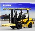 Новый Оригинальный 1:20 Chery вилочного погрузчика Сплава погрузчик грузовик модель Коллекция модель