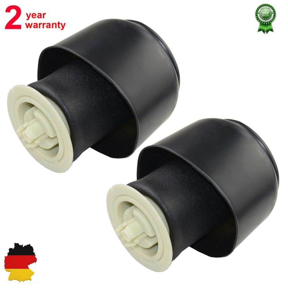 AP03 2 sztuk tylny resor zawieszenia pneumatycznego torby dla BMW F07 F10 F11 535i 550i 5 GT F07 F11 37106781827 37106781828 37106784381