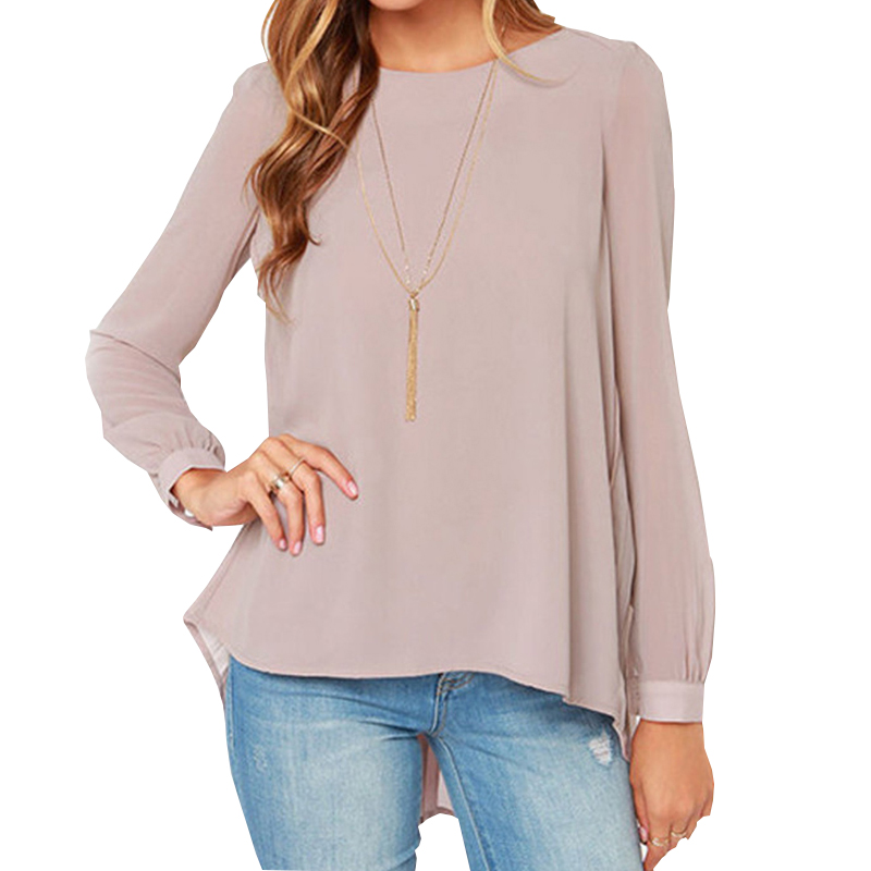 Buy 2015 New Fashion Women Blouse