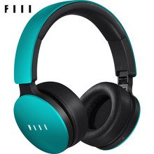 FIIL Bluetooth Headphones Energetic Noise Canceling with Microphone Headphones Wi-fi Bluetooth Skilled For Music Lovers