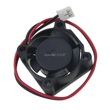 DC MOTOR!!!  Cooling Fan12V 2pin 2510 25x25x10mm GDT Mute Cooler 30pcs/set Freeshipping