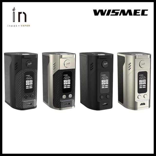 Newest Original Wismec Reuleaux RX300 Mod Reuleaux RX300w 18650 Box Mod Newest Mod of Wismec RX Series with Large OLED Screen