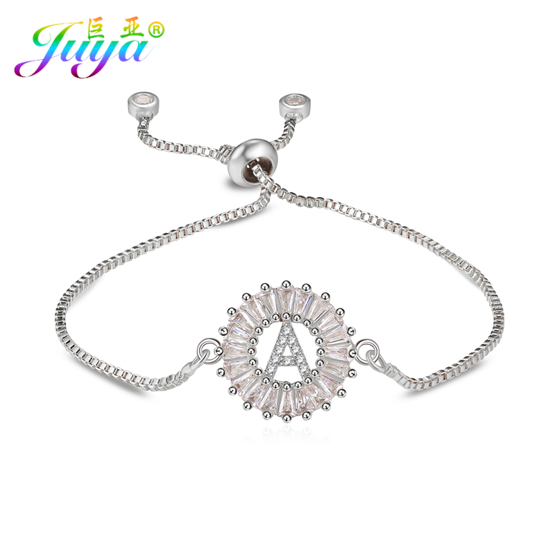 Dropshipping 2018 New 26 Alphabet Letters Trendy Charm