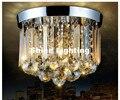 Бесплатная доставка  современный светодиодный хрустальный Потолочный светильник K9  потолочный светильник для гостиной  украшение для стол...
