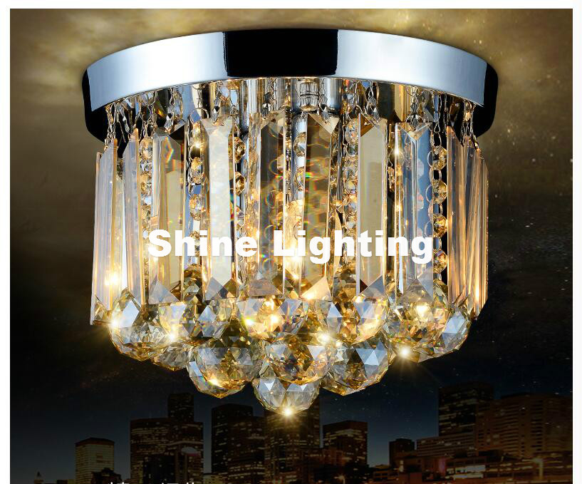 Free Shipping Modern LED Crystal Ceiling Lamp K9 Living Room Ceiling Light Dining Room Decoration LUSTRE Crystal Lamp Lighting hot sales modern crystal ceiling light lamp fashion ceiling lighting decoration lamp holiday lamp for lobby