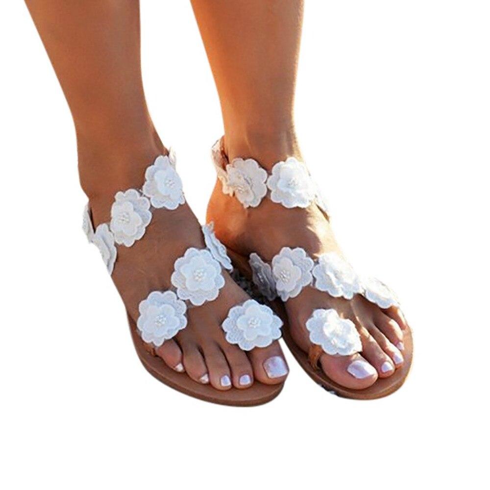 Schuhe Praktisch 2019 Wilden Mode-trend Sommer Frauen Sandalen Sommer Frauen Sandalen Sind Auf Die Regale # Kk3 üBerlegene Materialien