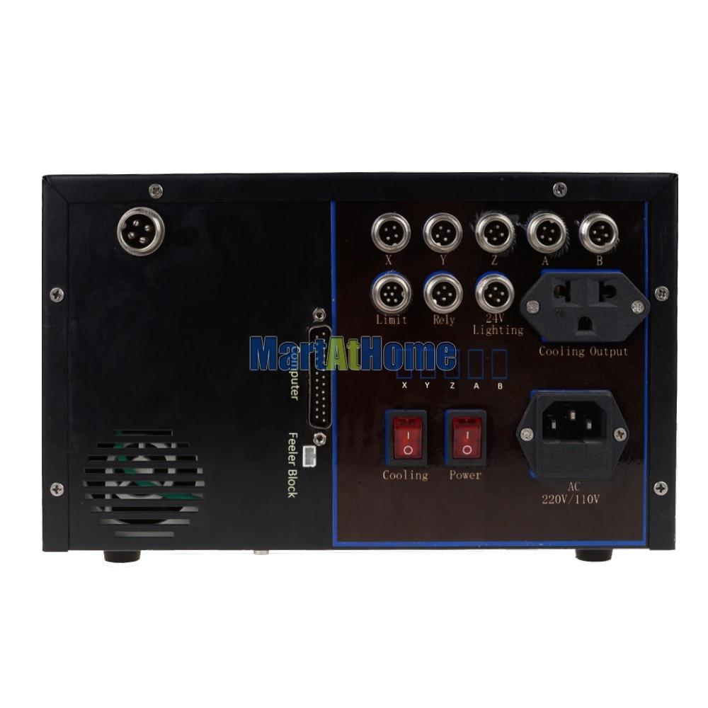 Scatola del controller del driver del motore passo-passo a 4 assi 5A - Macchine utensili e accessori - Fotografia 3