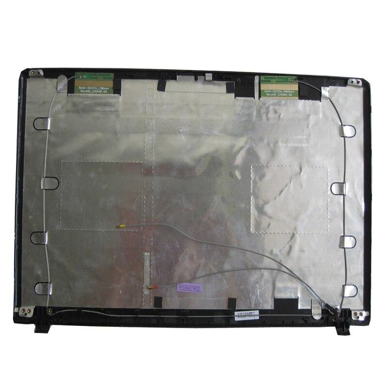 Free Shipping!!! Original New Laptop LCD Screen Back Top Cover A For Samsung NP300E5A 305E5A 300V5A 305V5A 300E5C dhl free shipping lcd screen lp156wh4 brand new a for dell for lg for lenovo for samsung laptop