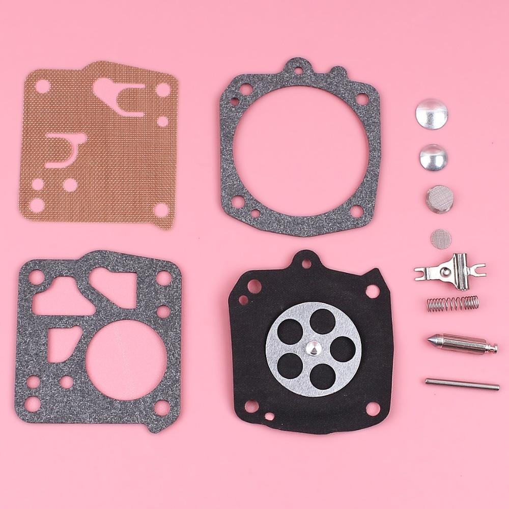 Carburetor Diaphragm Repair Kit For Husqvarna 266 268 272 281 288 Chainsaw Parts Tillotson RK-23HS, RK-23-HS, RK23HS