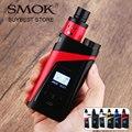 D'origine 220 W SMOK SKYHOOK RDTA BOX Starter Kit Intégré 9 ml Réservoir TOUT-en Un Style Skyhook RDTA kit vs Smok Gpriv/smok Alien