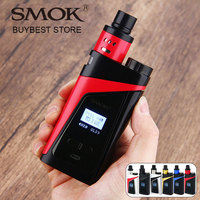 Original 220W SMOK SKYHOOK RDTA BOX Vape Kit Built in 9ml Tank ALL in One Style Vape Vaporizer vs Smok Gpriv/ Drag 2/ Luxe Kit
