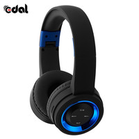 TR905 Colorful Stereo Audio Mp3 Bluetooth Headset With Microphone Support SD Card Radio Stereo Wireless Headset
