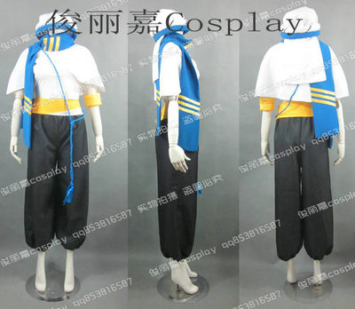 Free! - Iwatobi Swim Club Nanase Haruka Anime Cosplay Costume High Quality Custom Arab Uniform ED Version