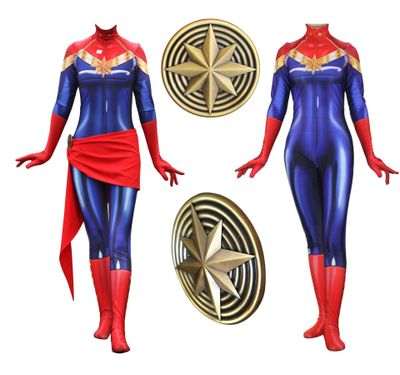 I alliance alliance 3 egg captain surprise Cosplay conjoined tights playing costumes Jumpsuits