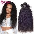 Brasileiro Kinky Curly Virgem Cabelo Bundles Tecer Cabelo Brasileiro Kinky Curly Virgin Cabelo Humano Bundles Afro Kinky Curly Hair 3 Pcs