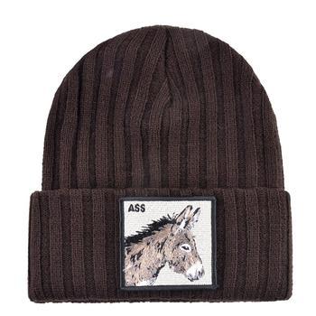 2019 New Knitted Beanies Hat Men Women Warm Knitting Solid Skullies Caps Spring Autumn Soft Bonnet Hats Fashion Hip Hop Gorras 2