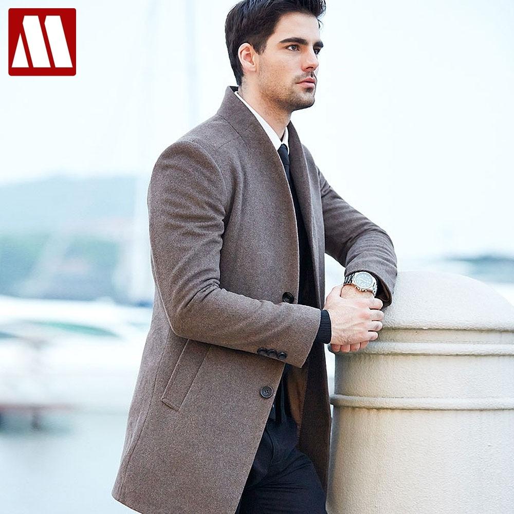 Popular Winter Wool Coats for Men-Buy Cheap Winter Wool Coats for ...