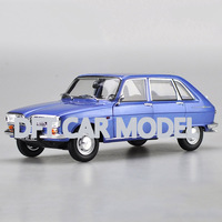 1:18 scale Alloy Toy Vehicles leinuo 16 1967 old Car Model Of Children's Toy Cars Original Authorized Authentic Kids Toys