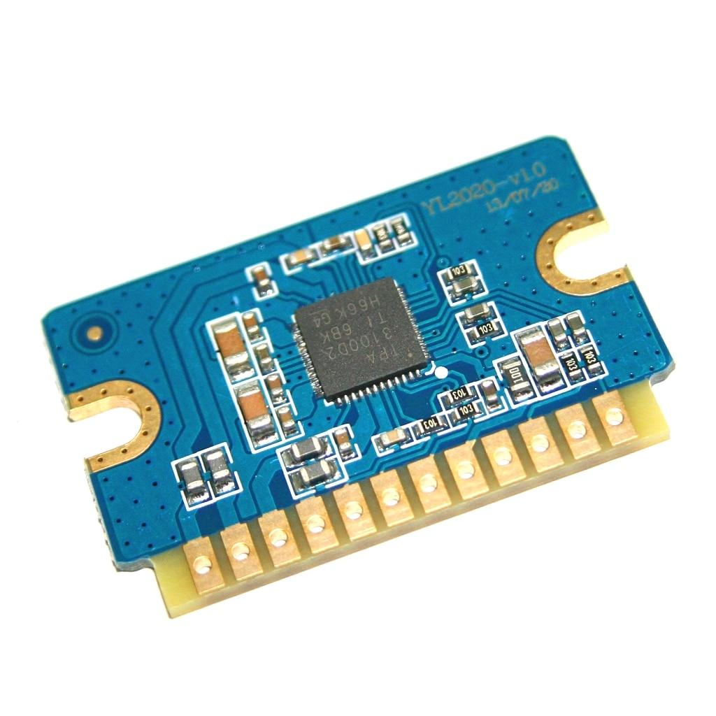 Mini Audio Amp Circuit