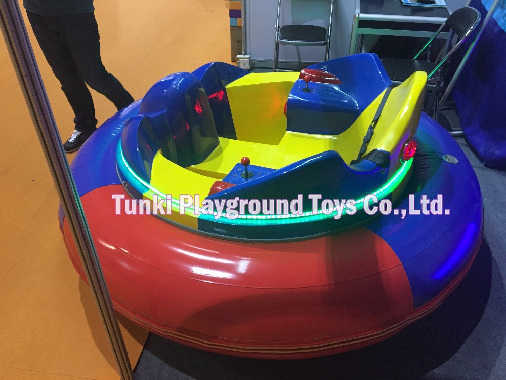 Outdoor & Indoor Chinese Battery Kids Inflatable UFO Bumper Car for Sale