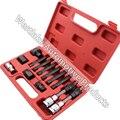 13pcs Alternator Freewheel Pulley Puller Removal Engine Auto Tool Set NEW