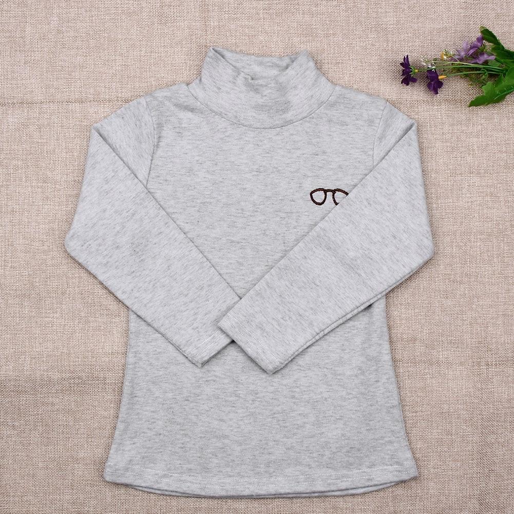 Kids-Children-Long-Sleeve-T-shirt-Glasses-Print-Turtleneck-Boys-Girls-T-shirt-Tops-Kids-Clothes-2-7-Years-High-Quality-5