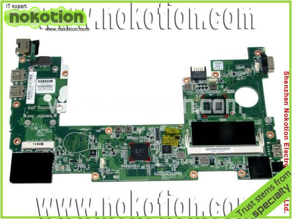 On sale laptop motherboard for HP mini 210-2000 630968-001 Intel N550 DDR3 Mainboard Full Tested