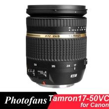 Tamron 17-50mm VC Lens Tamron SP AF 17-50 f/2.8 XR Di-II VC  Lenses for Canon 600D 700D 750D 760D 800D 60D 70D 80D 7D
