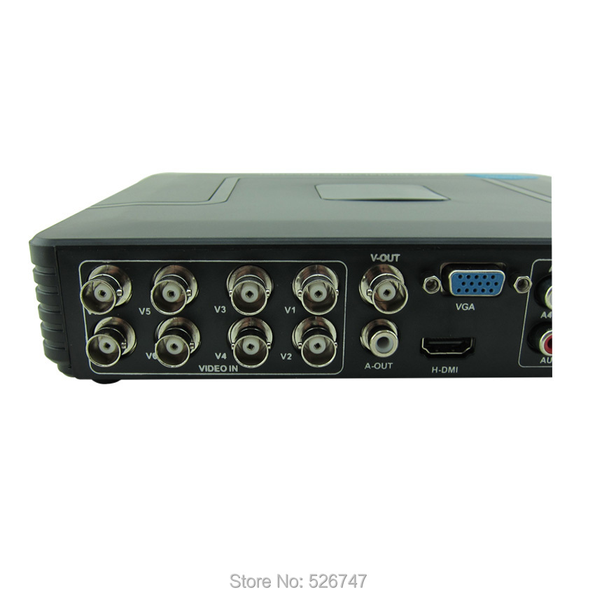 DVR 8 Channel A1108E-3