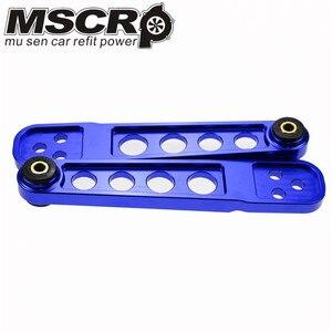 Image 3 - Aluminium Rear Lower Suspension Control Camber Arm für Honda CIVIC ES/EM/EP3 01 05