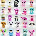 1 Шт. Горячая Ty Beanie Боос Большие Глаза, Маленький Единорог Плюшевые Игрушки Куклы Каваи Чучела Животных Коллекция Прекрасный детский подарки