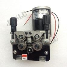 76ZY-02AV Mig Motor Del Alimentador de Alambre Máquina De Alimentación DC24 1.0-1.2mm 2.0-24 m/Min 1PK para MIG MAG Máquina de soldadura