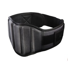 Fitness Dip Weight Lifting Belt Kuntosali Crossfit Bodybuilding Painonnosto kouluttaja Tool Musculation Training Harjoitus Medical Belt