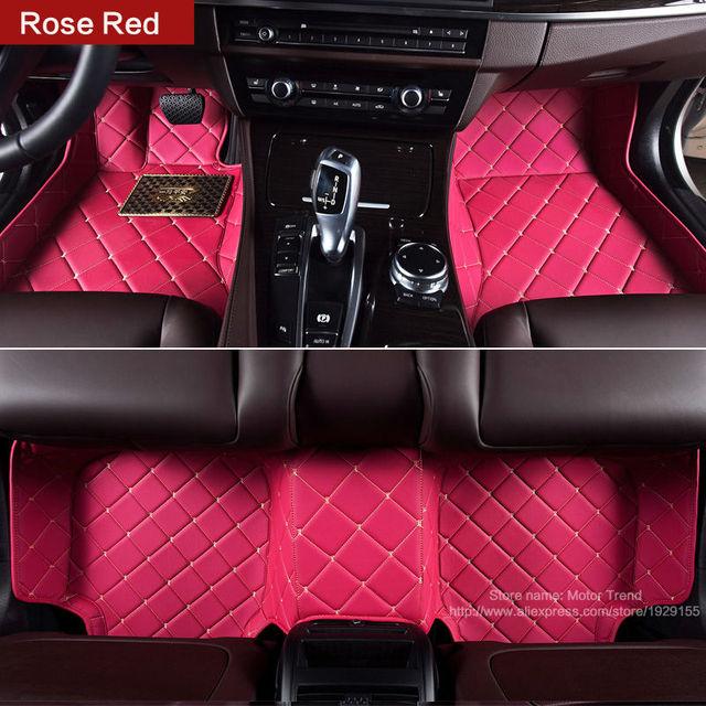 Custom Fit Car Floor Mats Special For Lexus Rx200t Rx270 Rx350 Rx450h Nx200 Gs300 Gs250 Ls460l