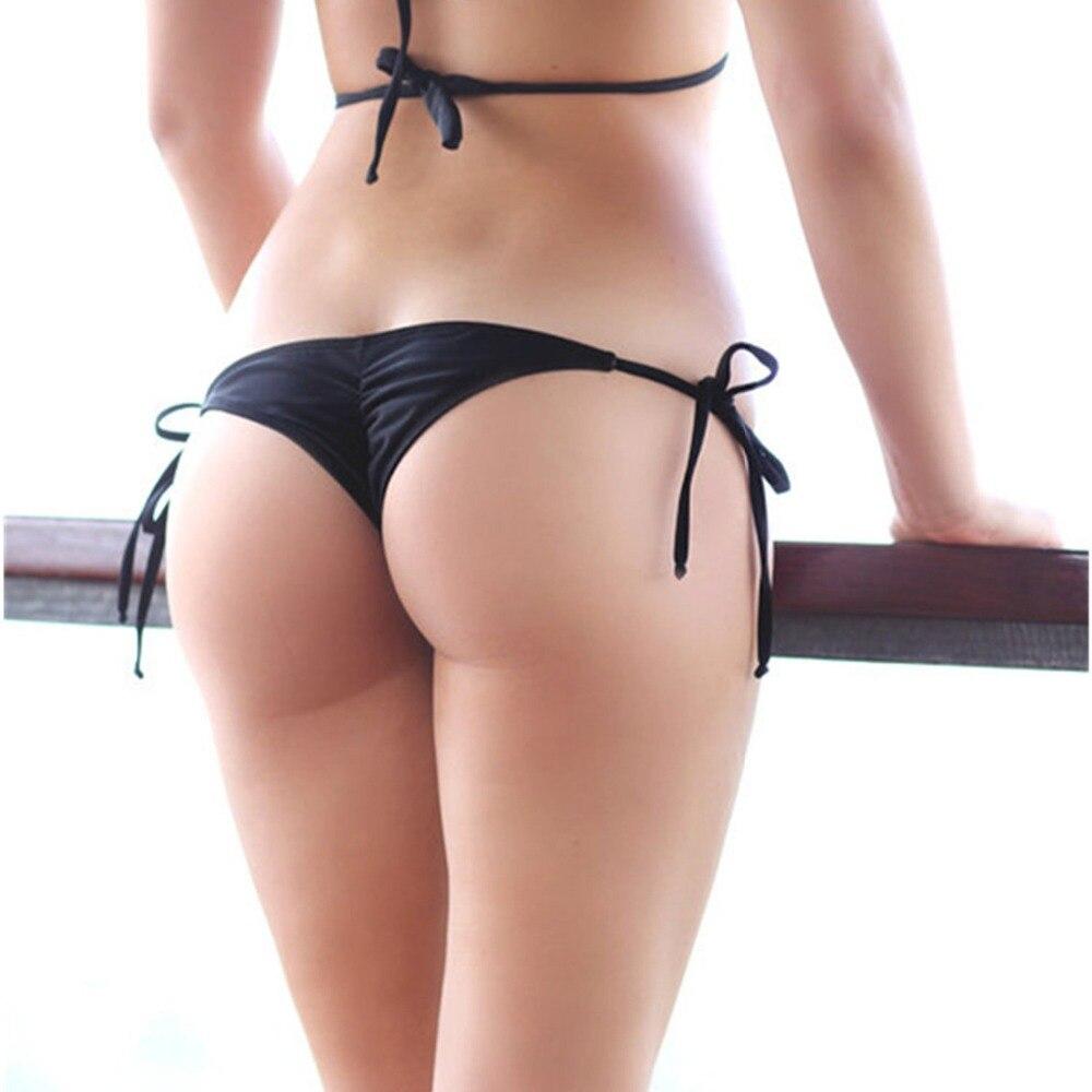 Фото девушек в стрингах с завязочками фото 580-762