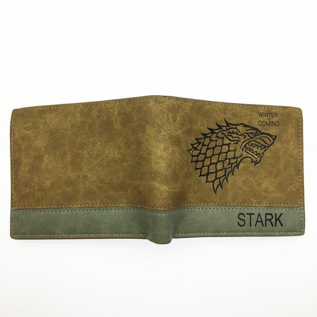 Game of Thrones Stark Men Wallet