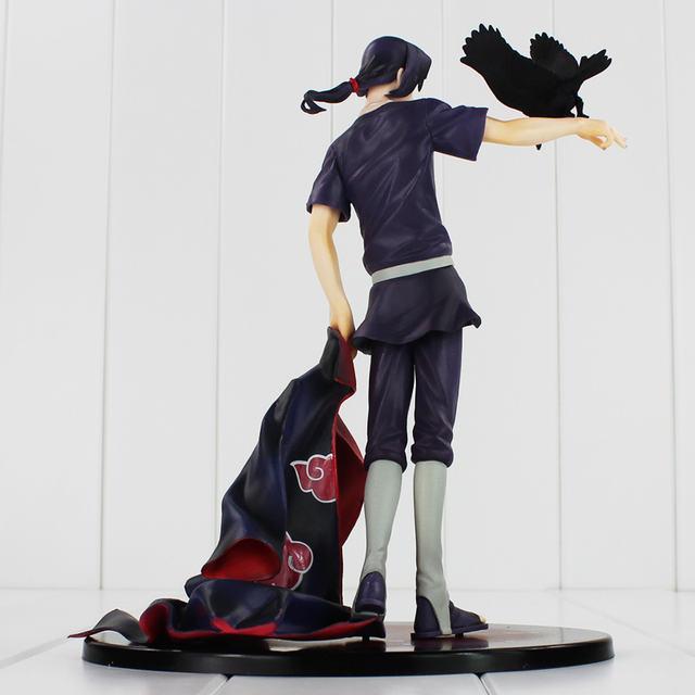 27cm Naruto Shippuden Uchiha Itachi Action Figures