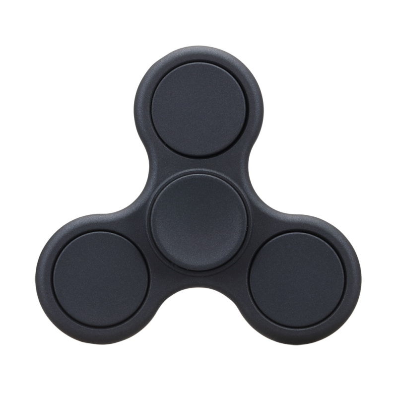 2017 Hot Tri Spinner Fidget Toy Plastic EDC Hand Spinner For Autism And ADHD Anxiety Stress