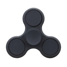 New Matte Tri-Spinner fidget spinner Toy Plastic EDC Hand Spinner For Autism and ADHD Rotation Time Long Anti Stress Toys