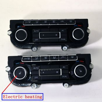 Görselleştirme Otomatik Klima Kontrol Paneli Passat B7 Golf 6 5K0 907 044 EJ 5K0907044EJ