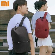 Xiaomi 10L Mochila Mijia Colorido Lazer Esportes Pacote Peito Sacos Pacote Estudante Unisex Para Mulheres Dos Homens de Viagem de Acampamento