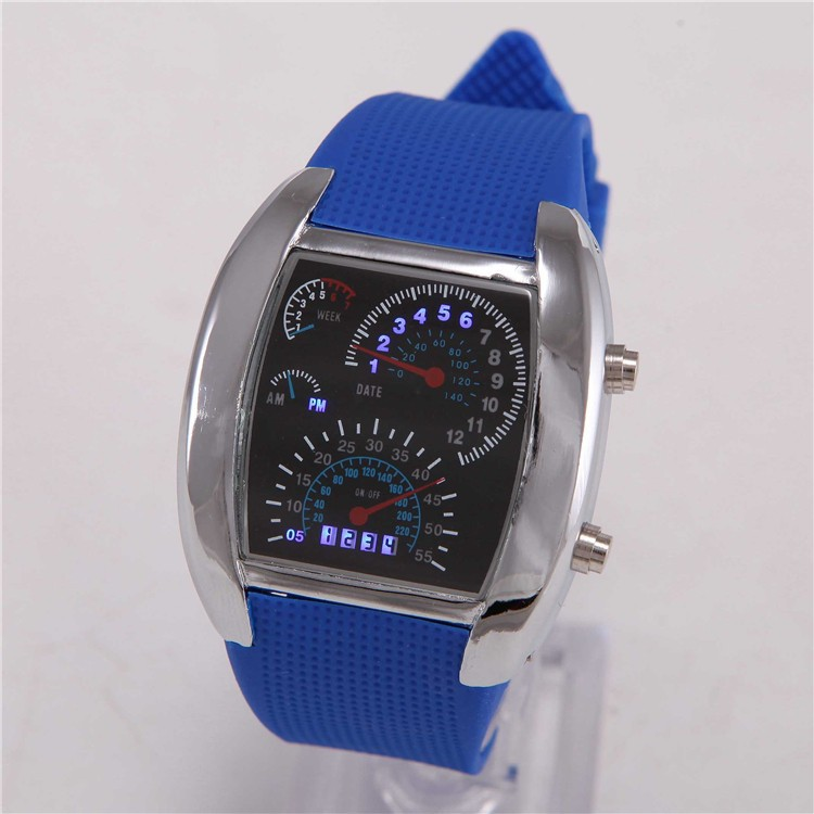 led watch sport watches (2)