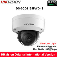 Hikvision English 3MP H 265 Ultra Low Light IP Camera DS 2CD2135FWD IS Replace DS 2CD2132F