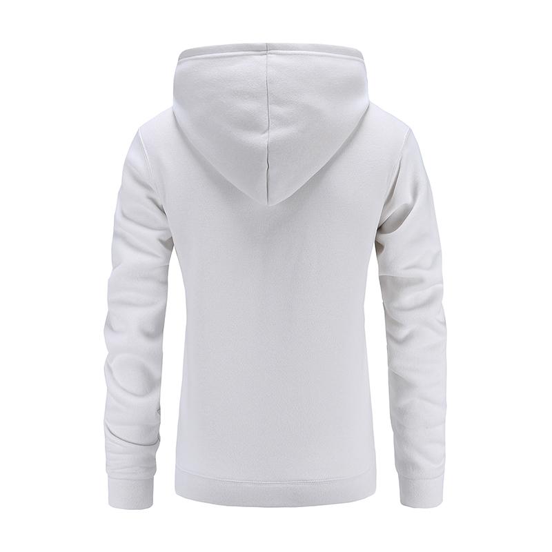Hip Hop Harajuku White Female Hoodies 2018 Autumn Winter Sweatshirts ... f8ab359c40df