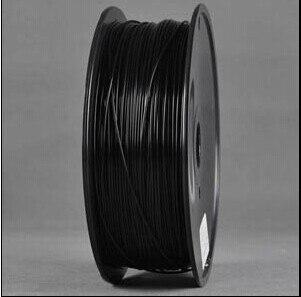 black ABS filament for 3d printer 1 75mm hot sale