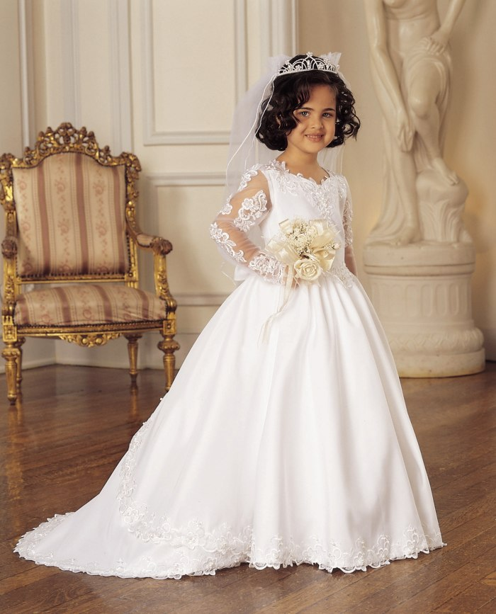 lace   Flower     Girl     Dresses   For Weddings ball gown 2017 Tank Real Party first communion   dresses   for   Girls   Kids/Children   Dress