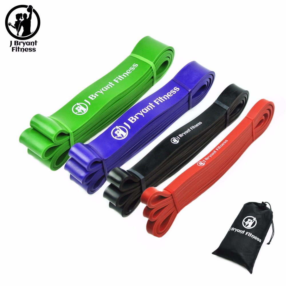 Set of Natural Latex Athletic Rubber Resistance Bands set Gym Expander Crossfit Power Lifting Pull Up Strengthen Muscles